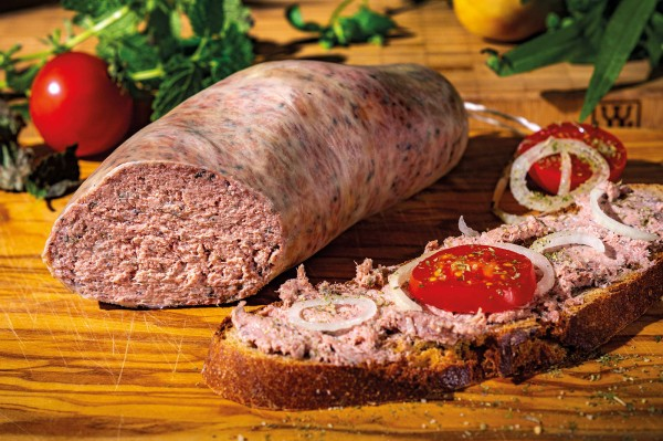Zappendorfer Leberwurst
